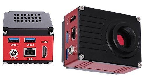 HDMI microscope camera